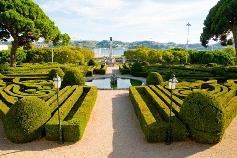 贝伦宫花园