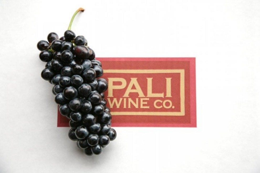 Pali Wine Co. specializes in Pinot Noir, but they produce small batches of other varietals as well.
