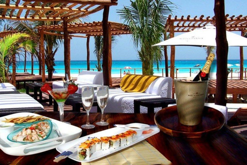 Best Cancun Beach Clubs
