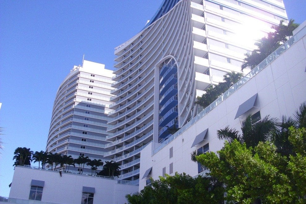 The W Hotel Fort Lauderdale