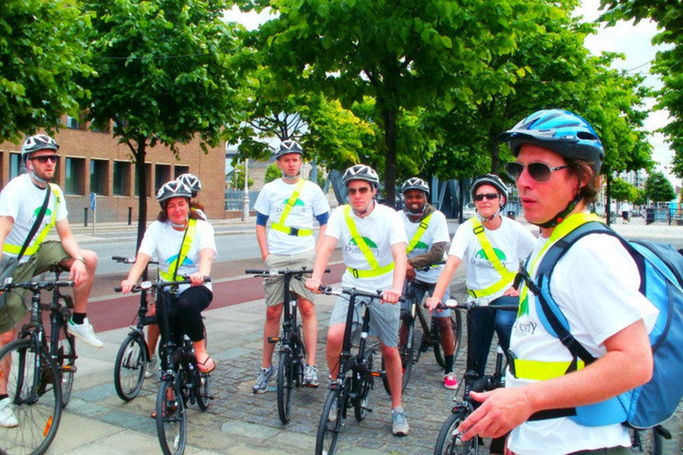 Dublin City Bike Tours