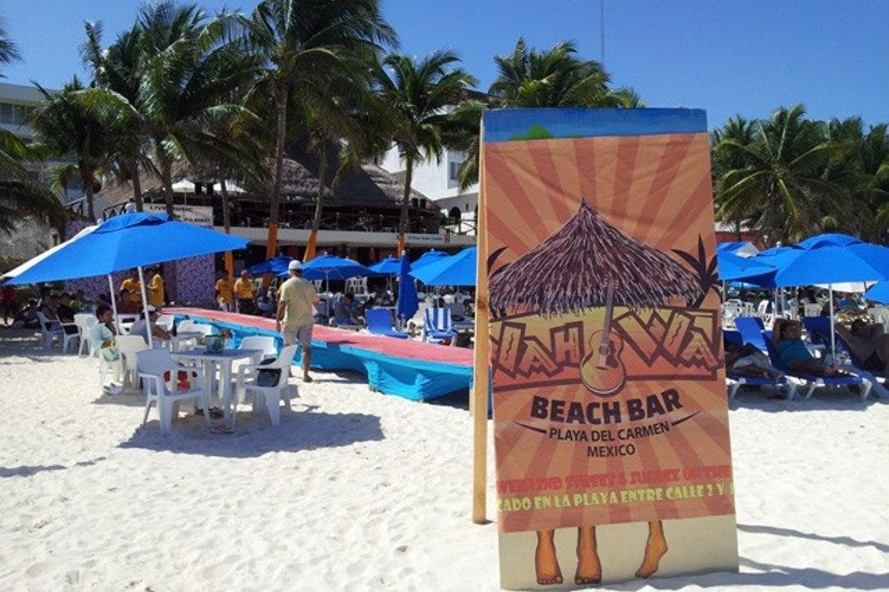 Wah Wah Beach Bar: Cancún Attractions Review - 10Best