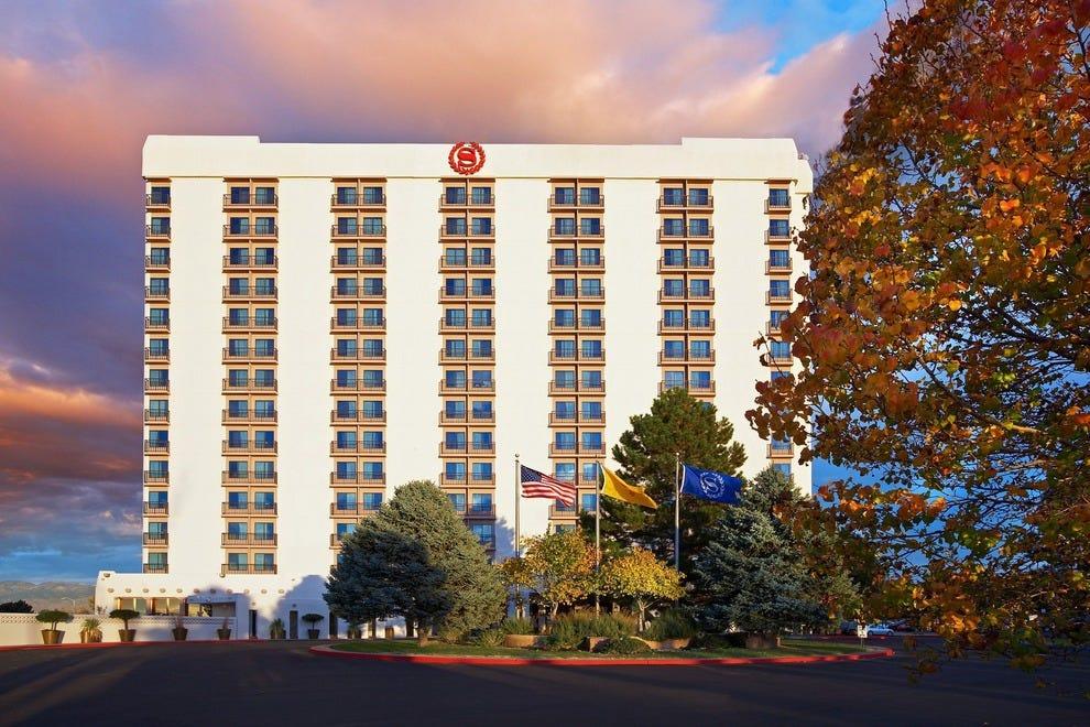 Hotel Slideshow Airport Hotels In Albuquerque