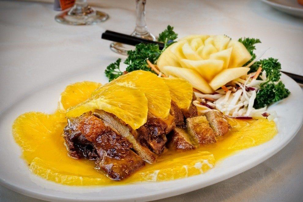 Jasmine edinburgh restaurants review 10best experts and for Jasmine cuisine
