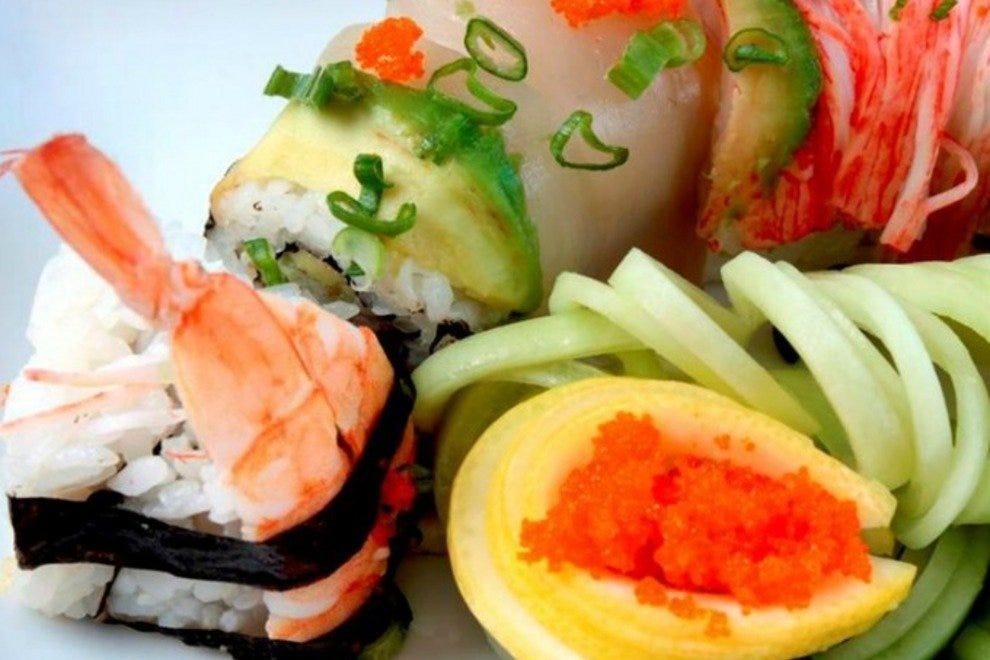 Blue Fish Sushi Cabo San Lucas Restaurants Review