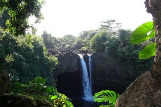 10 Best parks on the Big Islang range from ocean time to camping to lava trees
