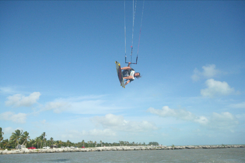 Sunrise Kiteboarding