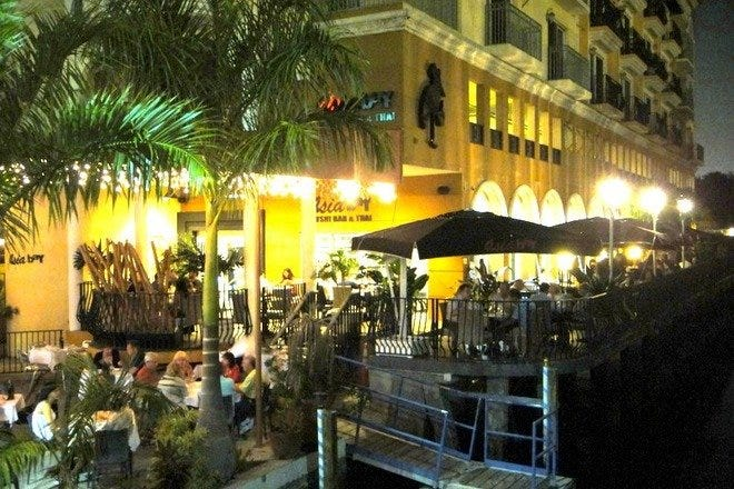 Las Olas Best Restaurants