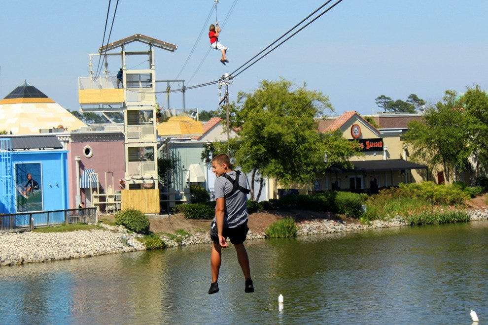 Adrenaline Adventure Offers Bird S Eye View Of Myrtle Beach