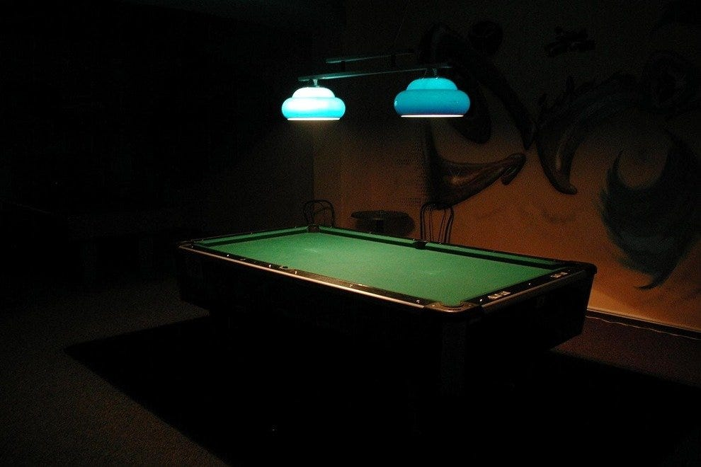 Rails And Ales Billards Lounge
