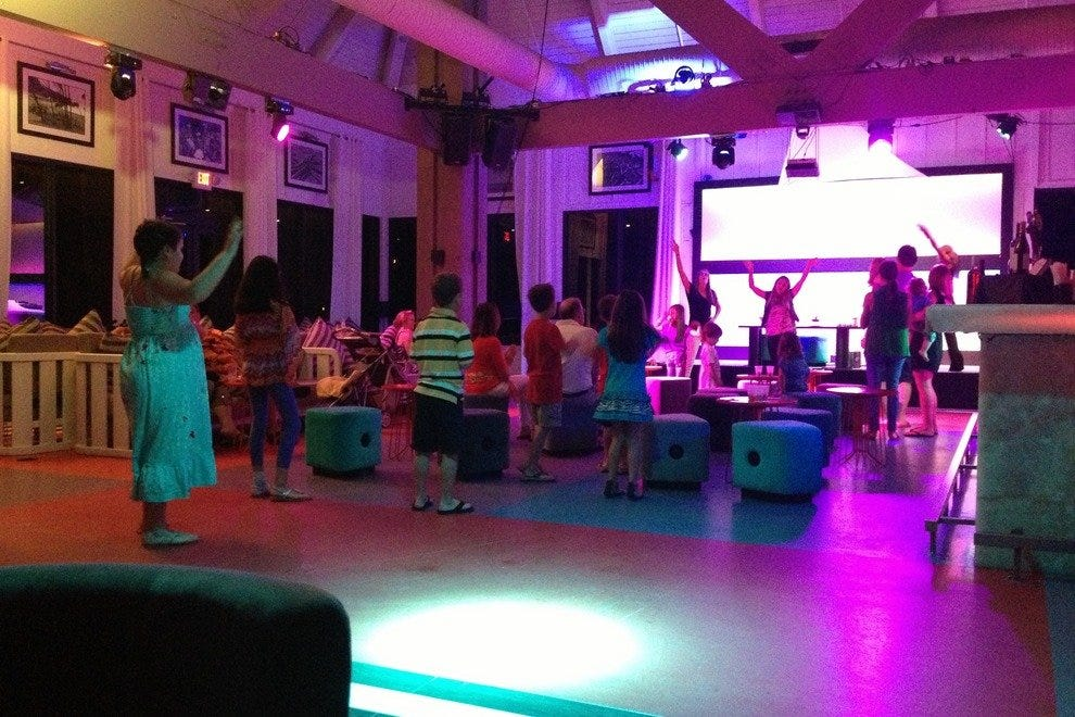 Kids Dance Party at Slice Bar