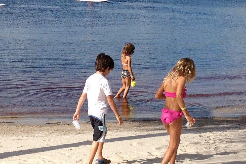 Kids on the Beach