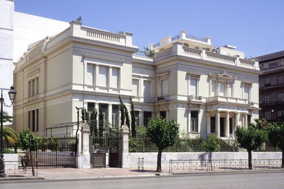 Музей Бенаки Афинские музеи и достопримечательности Афинские музеи и достопримечательности p benaki museum 54 990x660 201406020325