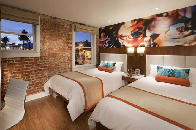 Family-Friendly Hotels in Santa Barbara