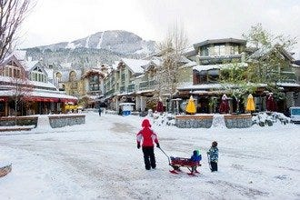 10Best Day Trip:  Explore Whistler in the Winter
