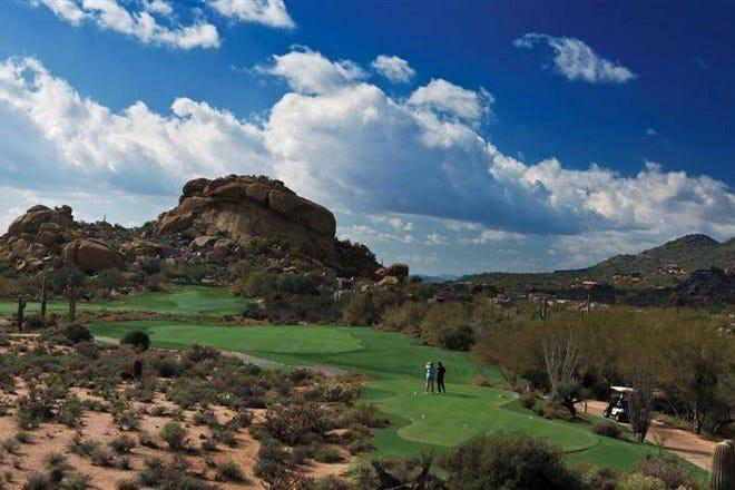 Golf Resorts in Scottsdale
