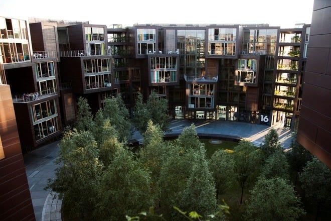Copenhagen Neighborhoods and Suburbs