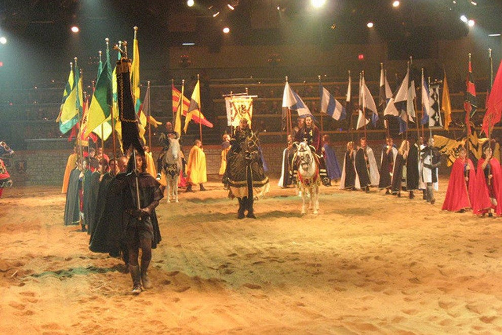 Medieval Times: Los Angeles Attractions Review