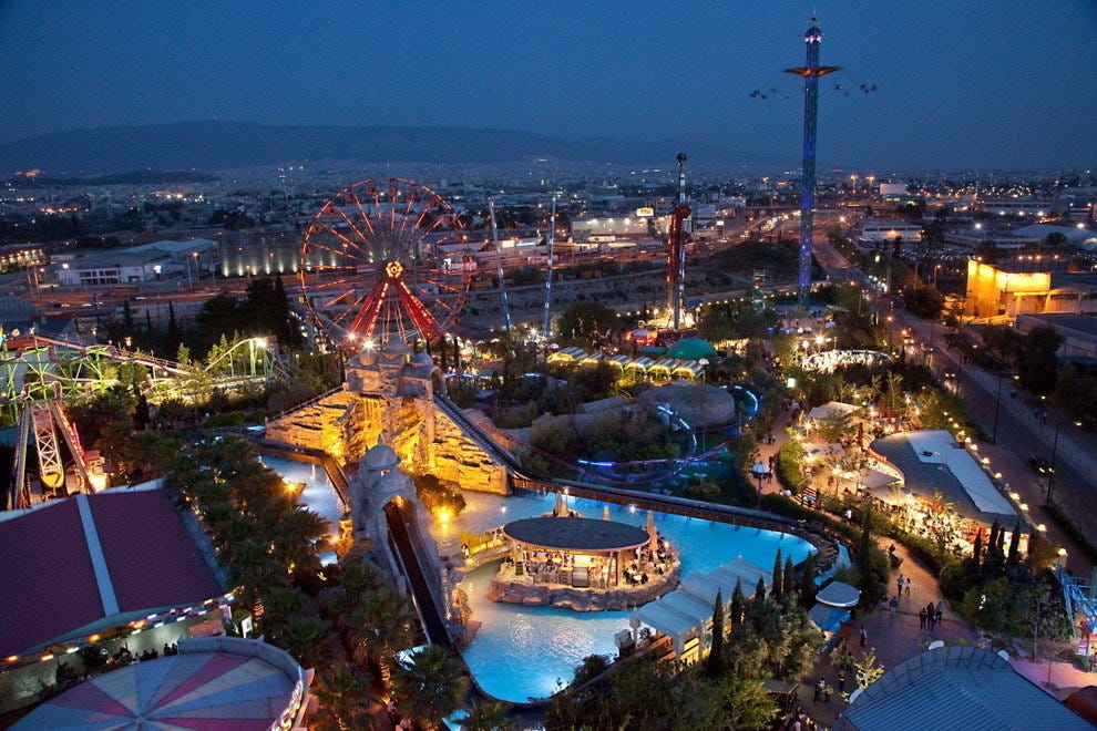 Allou Fun Park Athens Attractions Review 10best