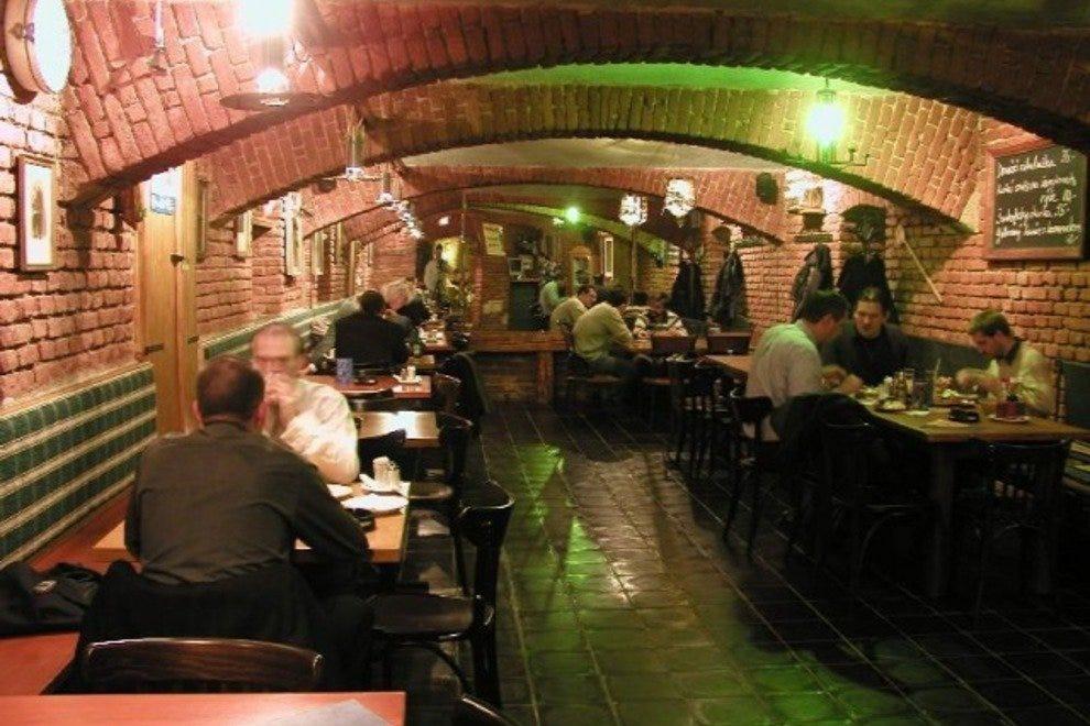 Best Underground Restaurants Prague