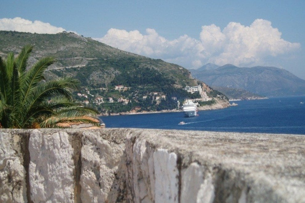 The Adriatic Sea borders Dubrovnik and offers lots of water activities.
