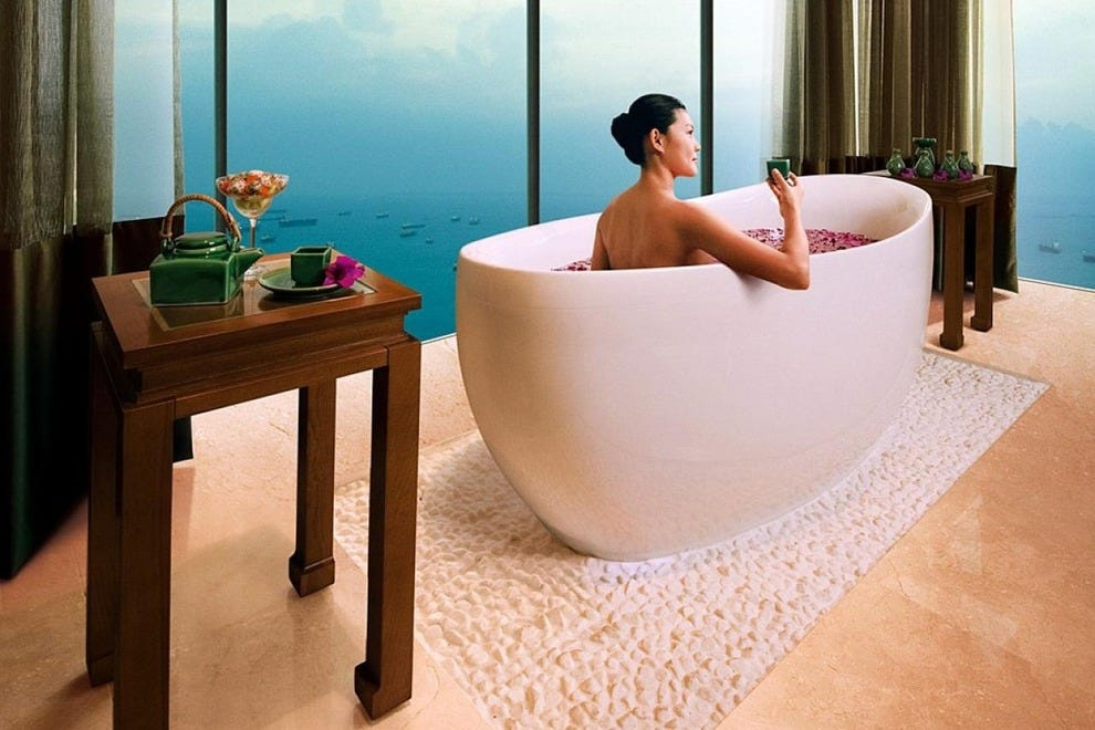 Banyan Tree Spa at Marina Bay Sands