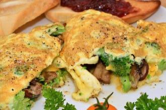 Peg S Glorified Ham Amp Eggs Reno Restaurants Review