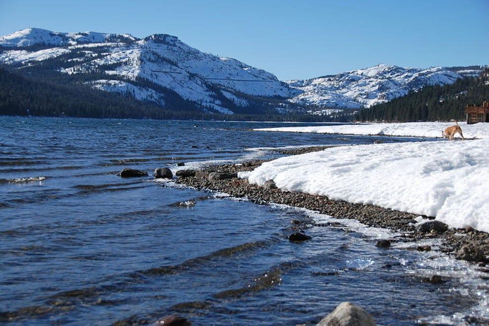 Lake Donner, California