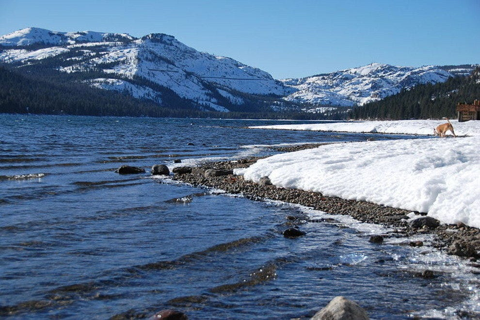 Lake Donner, California