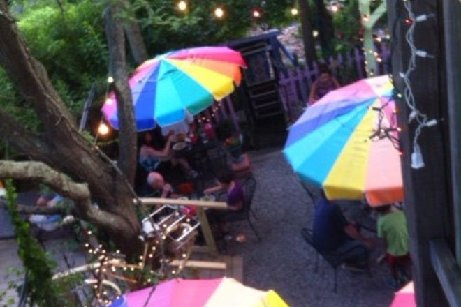 Outdoor Dining in Portland