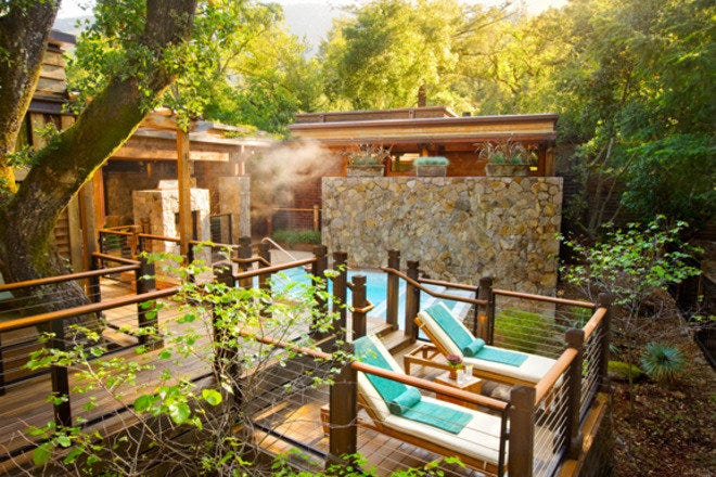 纳帕谷温泉