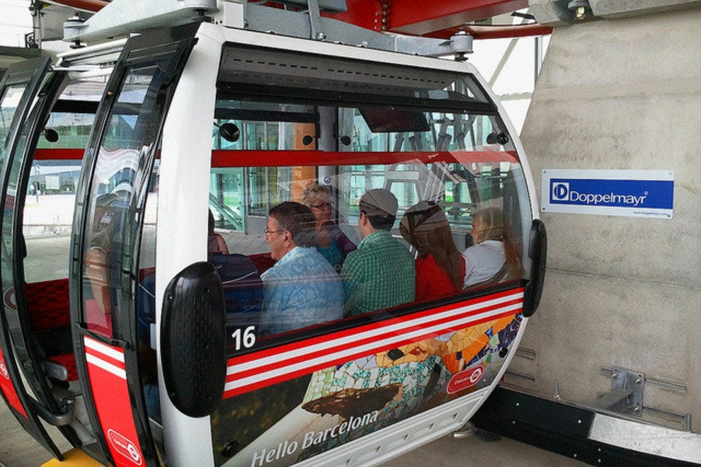 The Emirates Cable Car will have kids flying high