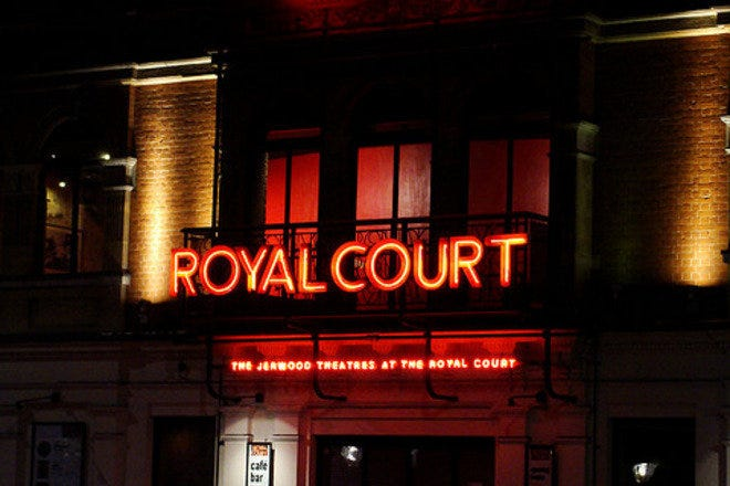 Royal Court Cafe Bar and Theatre
