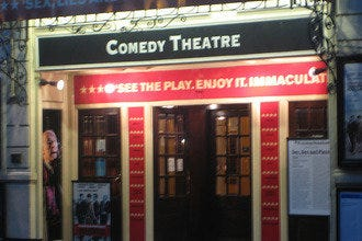 10 Best comedy clubs in London makes sure that there's a laugh a minute.