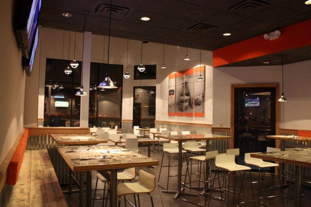 Hawkers Asian Street Fare Orlando Restaurants Review