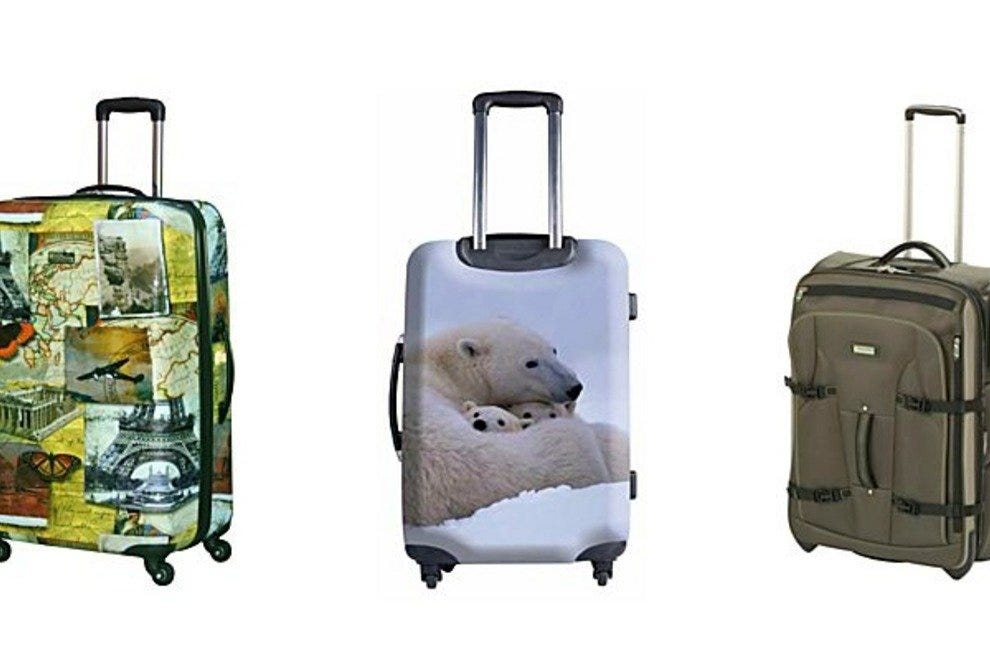 National Geographic Luggage