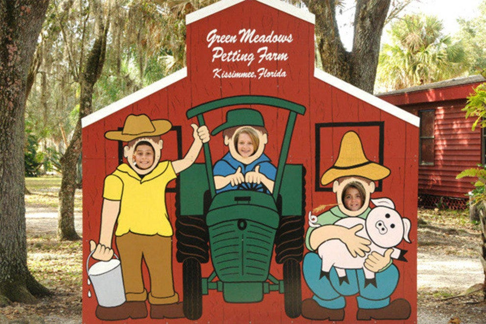 Green Meadows Petting Farm