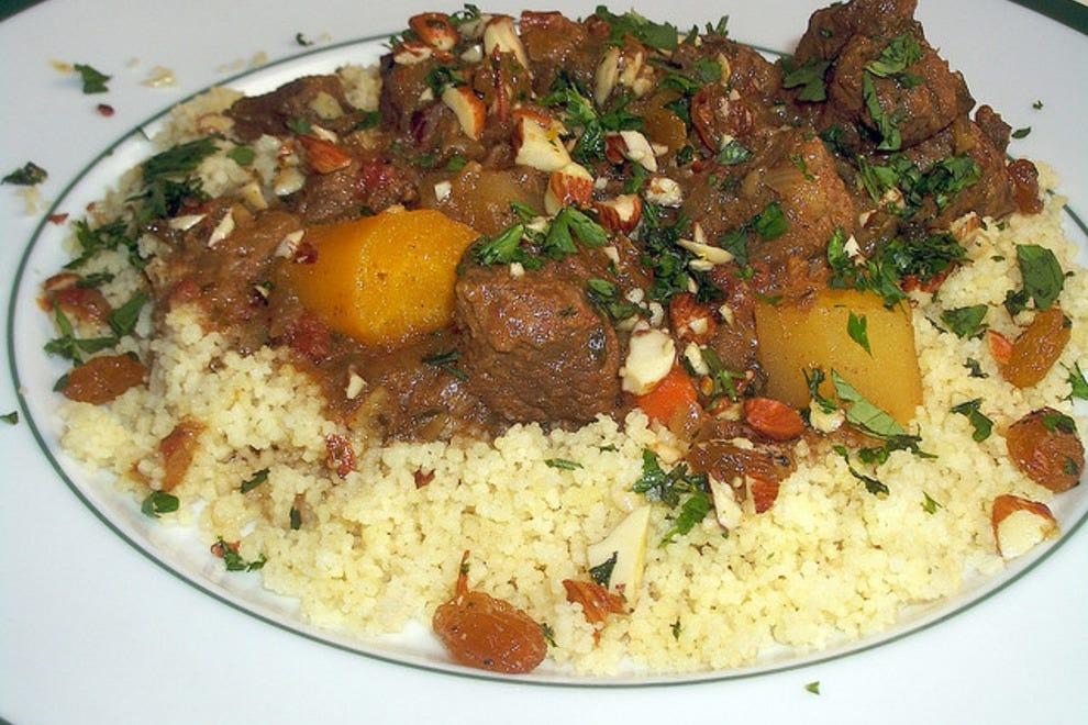 Al jaima cocina del desierto madrid restaurants review for La cocina del desierto madrid