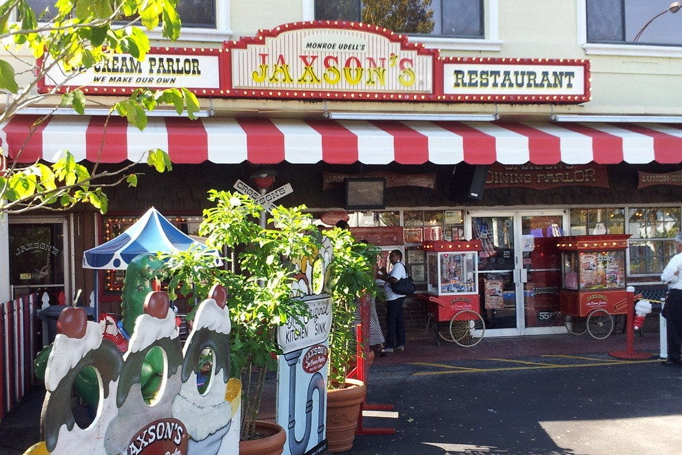 Jaxson's Ice Cream Parlour and Restaurant