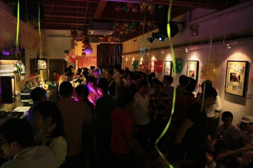 The Best Gay Bars Clubs Singapore