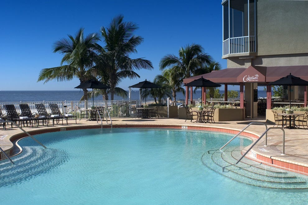 Diamondhead Beach Resort And Spa Fort Myers Hotels Review 10best Experts Tourist Reviews