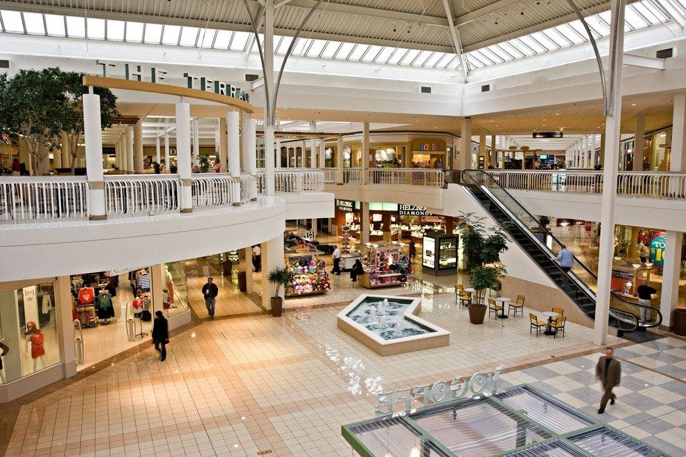 Collin Creek Mall