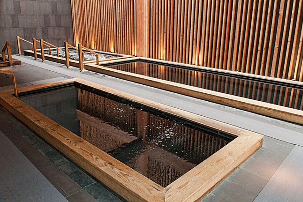 Yunomori温泉