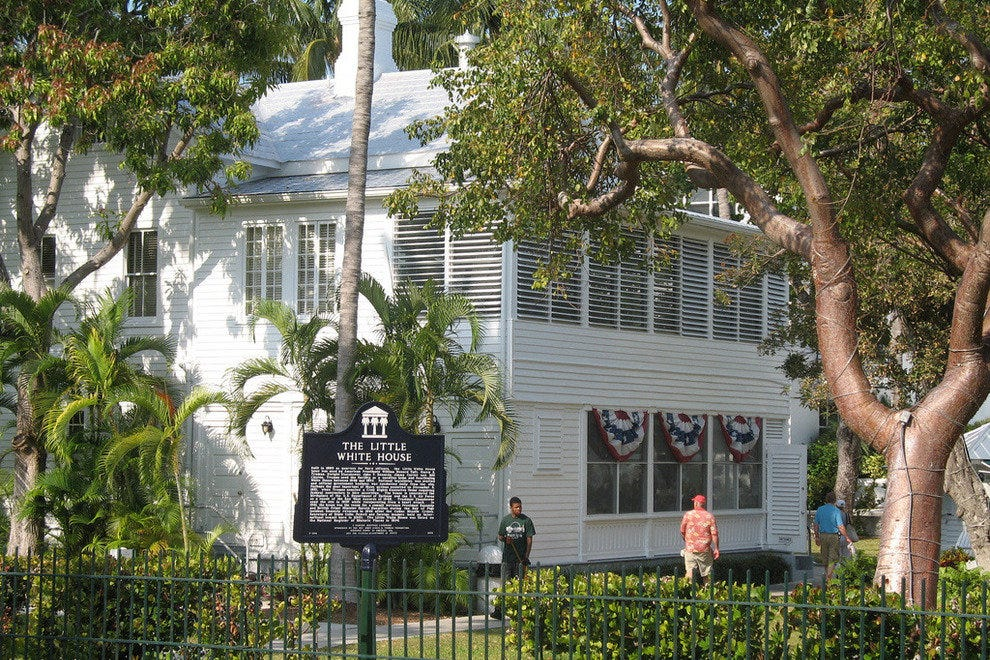 Key West's Little White House