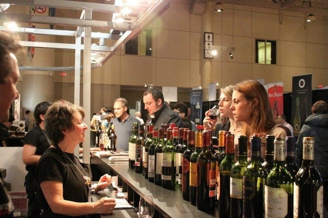 Gourmet Food and Wine Expo