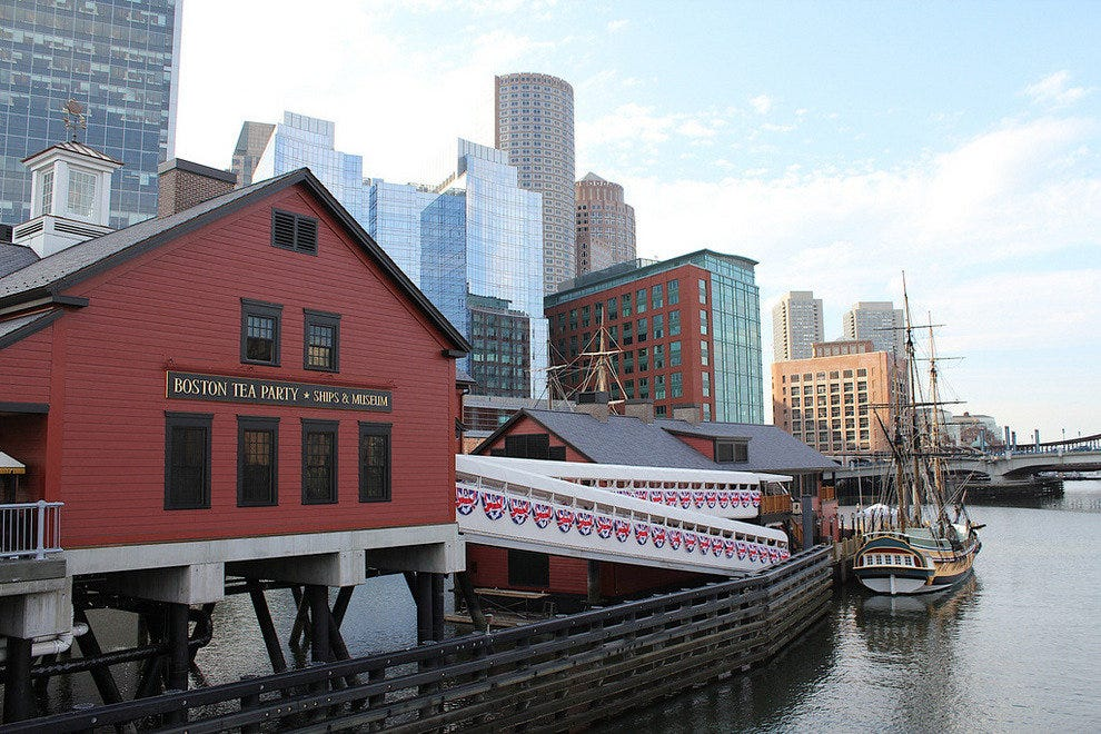 Boston Tea Party Museum