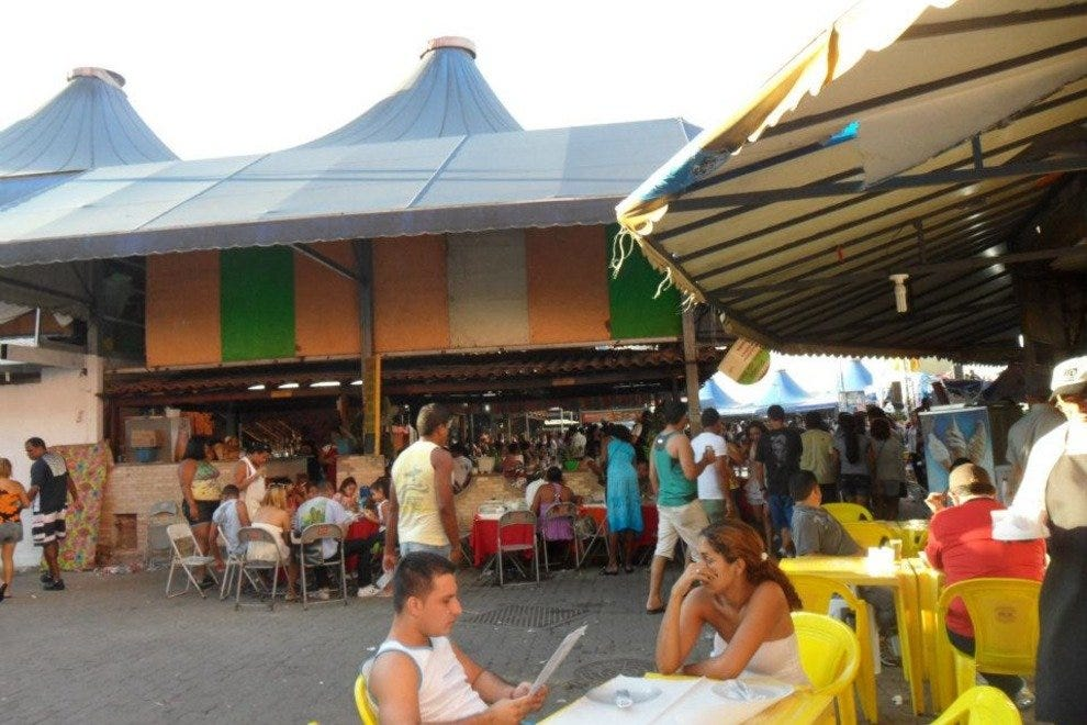 There are many places to refuel during a shopping spree at the Northeastern Fair