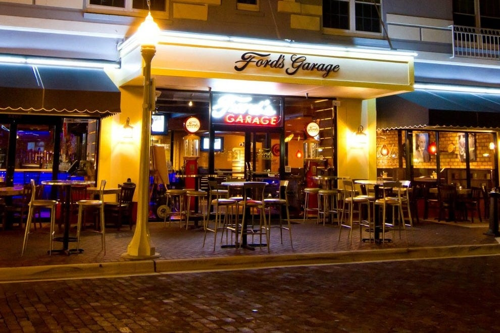 Ford 39 s garage fort myers restaurants review 10best for Garage ford saint louis