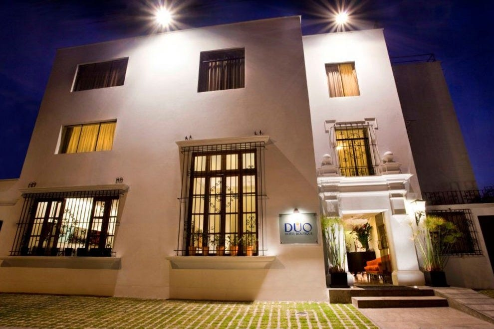 Things to do in lima peru city guide by 10best for Duo boutique hotel lima