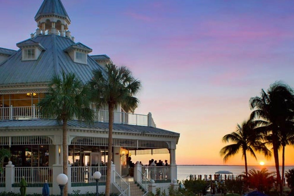 Sanibel Harbour Marriott Resort Amp Spa Fort Myers Hotels
